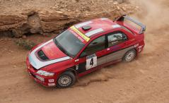 Фото Mitsubishi, Lancer, Evolution, Rally