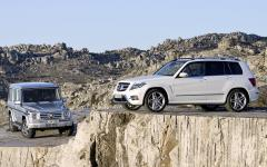 Фотографии Mercedes-Benz, GLK, 350, BlueEfficiency
