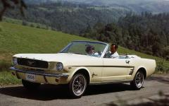 Фотографии Ford, Mustang, Convertible, 1966