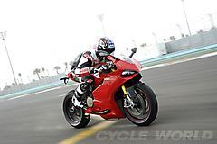 Картинки Мотоцикл ducati, скачать фото panigale, скорость