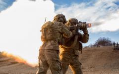 Обои AT-4 скачать для рабочего стола, фото U.S. Army