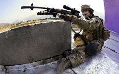 Картинки солдат скачать на рабочий стол, фото оружие