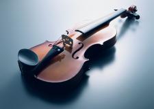 Обои скрипка скачать на рабочий стол, фото струны