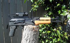 Обои Draco AK скачать для рабочего стола, фото Pistol