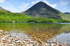 Заставки Crummock Water, Lake District, England, Mellbreak