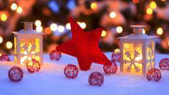 Картинки New Year скачать на рабочий стол, фотографии Новый Год