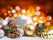 Картинки Новый Год скачать для рабочего стола, заставки Рождество