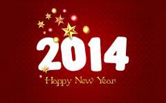 Картинки новый год скачать на рабочий стол, заставки 2014