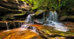 Фото Somersby Falls, Central Coast, New South Wales, Australia