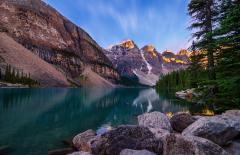 Картинки горы скачать на рабочий стол, фото река