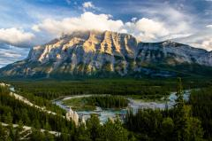 Картинки Banff National Park, Канада, природа, пейзаж