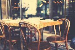 Обои стулья скачать на рабочий стол, фото стол