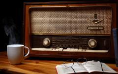 Картинки радио скачать для рабочего стола, фотографии чашка