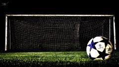 Картинки Old Soccer скачать для рабочего стола, фото Goal