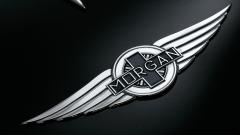 Заставки Morgan aero supersports, Silver, logo, wings