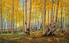 Картинки Kay Witherspoon скачать для рабочего стола, заставки Pillars Of Gold